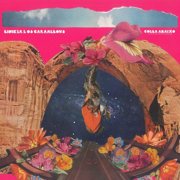 """A capa de """"Goela Abaixo"""", novo álbum da Liniker e os Caramelows ..."""