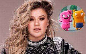 "Kelly Clarkson lança ""Broken & Beautiful"" para a trilha sonora de ""UglyDolls"""