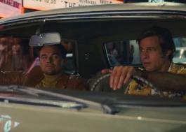"""Com Leonardo DiCaprio e Brad Pitt, vem ver o 1º trailer de """"Era Uma Vez em… Hollywood"""""""