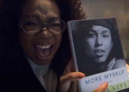 Em parceria com Oprah Winfrey, Alicia Keys anuncia lançamento de autobiografia