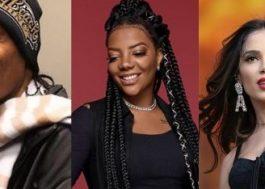 Anitta está gravando clipe com Ludmilla e Snoop Dogg!!