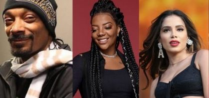 Anitta + Ludmilla + Snoop Dogg