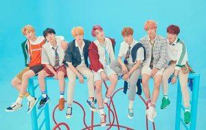 Socorro! Tem novo álbum do BTS chegando em abril