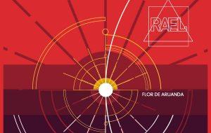 """Inspirado na África, Rael volta com novo single nesta semana; vem ver a capa de """"Flor de Aruanda""""!"""