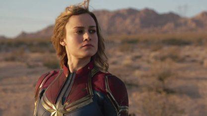 Recorde de Capitã Marvel <3
