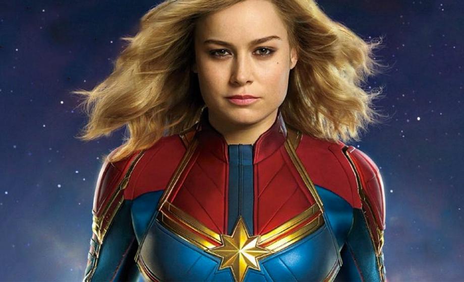 Capita Marvel Estreia Liderando Bilheteria Mundial Com 455 Milhoes