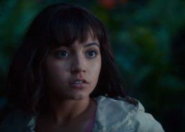 """Muita ação, aventura e surpresas no primeiro trailer de """"Dora e a Cidade Perdida""""; assista!"""
