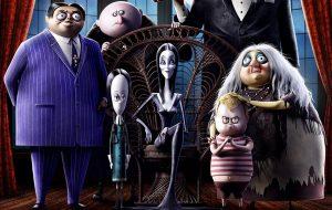 """Animação de """"A Família Addams"""" ganha o 1º pôster; vem ver!"""