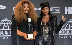 Janelle Monáe faz discurso de introdução de Janet Jackson no Rock Hall of Fame