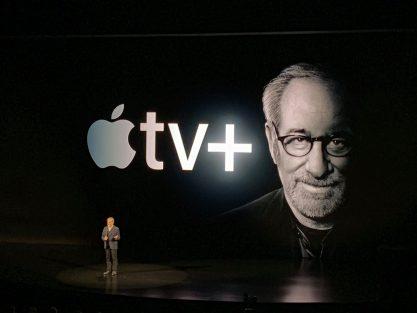 Streaming poderoso da Apple!