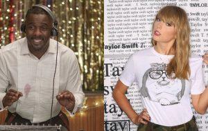 """Idris Elba elogia atuação de Taylor Swift em """"Cats"""""""