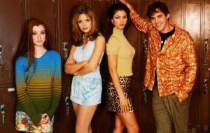 """Sarah Michelle Gellar comemora os 22 anos da estreia de """"Buffy, a Caça-Vampiros"""""""