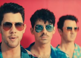 "Jonas Brothers anunciam a tracklist de ""Happiness Begins"", seu novo álbum!"