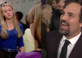 """Mark Ruffalo também não sabia que Brie Larson está em """"De Repente 30""""!"""
