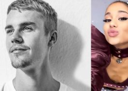"Justin Bieber canta ""Sorry"" e comenta novo álbum no show da Ariana Grande no Coachella"