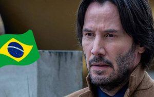 Keanu Reeves está no Brasil para negociação de nova série!