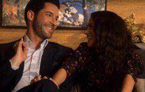 """Tom Ellis reencontra Eva no trailer da quarta temporada de """"Lucifer""""!"""