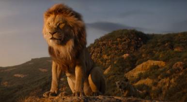 Faixas de O Rei Leão