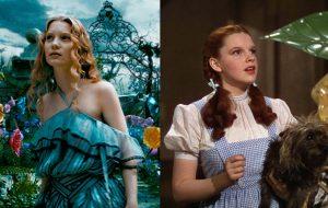 """Netflix está produzindo um crossover entre """"O Mágico de Oz"""" e """"Alice no País das Maravilhas"""""""