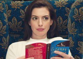 Anne Hathaway diz que quebrou compromisso com o veganismo durante jantar com Matt Damon