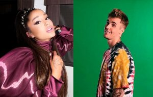 Justin Bieber rebate crítica de playback no Coachella, e Ariana Grande apoia o cantor na internet