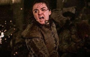 """""""Game of Thrones"""": grande momento de Arya na Batalha de Winterfell já estava definido há 3 anos"""