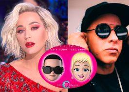 """Katy Perry se entrega às latinidades e entra em remix de  """"Con Calma"""" do Daddy Yankee"""
