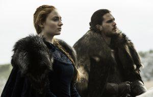 """Sophie Turner discute fato de Kit Harington receber salário maior que o dela em """"Game of Thrones"""""""