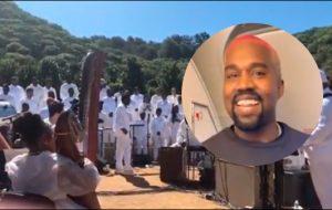Kanye West vai estar no Coachella com seu coral Sunday Service