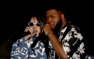 Khalid recebe Billie Eilish, Halsey e Normani no Coachella 2019