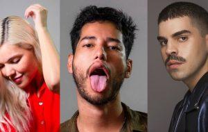 Duda Beat, Jaloo e Mateus Carrilho cantarão música inédita no Lollapalooza!