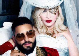 """Madonna divulga mais um teaser do clipe de """"Medellín"""""""