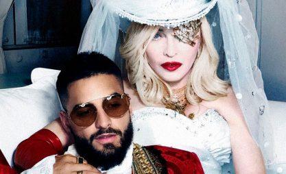 "Madonna e Maluma juntos em ""Medellín""!!!"