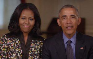 Casal Obama anuncia lançamento de documentários, séries e filme em parceria com a Netflix
