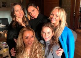 """Mel B diz que ficou chateada com ausência de Victoria Beckham em shows da """"Spice World – 2019 Tour"""""""
