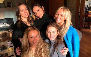 Victoria Beckham deve participar da turnê das Spice Girls!