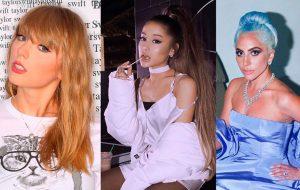 Taylor Swift, Lady Gaga, Ariana Grande e outros estão na lista de pessoas influentes da Time
