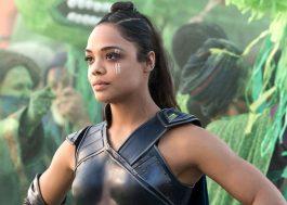 """Tessa Thompson dá a entender que """"Thor 4"""" pode acontecer com diretor de """"Ragnarok"""""""