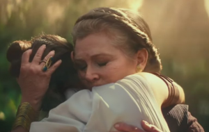 """""""Star Wars: Episódio IX"""" ganha primeiro teaser com Leia e possível retorno de Skywalker!"""