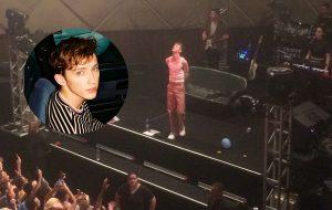 Troye Sivan abre o Lolla Parties com muita simpatia, danças e hits!