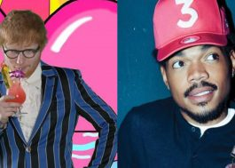 "Ed Sheeran, Chance The Rapper e PnB Rock unem forças na viciante ""Cross Me"""