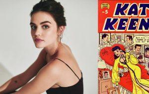 "Lucy Hale estampa primeiro pôster de ""Katy Keene"", série derivada de ""Riverdale""!"
