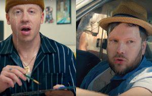 """Martin Garrix, Macklemore e Patrick Stump estão """"derretendo"""" muito no clipe de """"Summer Days"""""""