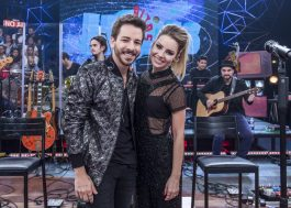 Com plateia só de fãs, Sandy e Junior fazem show especial com clássicos e duetos no Altas Horas