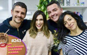"""Wanda sobre """"Rocketman"""" e outras cinebiografias com Marina Person, Sarah Oliveira e Felipe Solari!"""