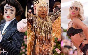 Ezra Miller, Billy Porter, Lady Gaga e mais: todos os looks mais bafo do MET Gala 2019!