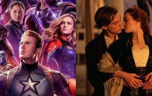 """""""Vingadores: Ultimato"""" ultrapassa """"Titanic"""" se tornando o segundo maior filme da história"""