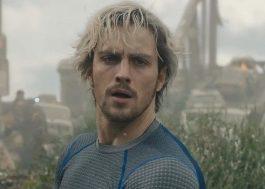 """Novo filme de Christopher Nolan terá no elenco Aaron Taylor Johnson, o Mercúrio de """"Vingadores"""""""