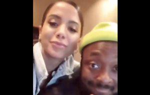 Will.i.am fala sobre parceria de Black Eyed Peas com Anitta e possível apresentação juntos no RIR