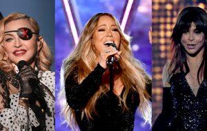 BBMAs 2019: Madonna, Mariah Carey e Paula Abdul brilham em noite de homenagens e shows icônicos